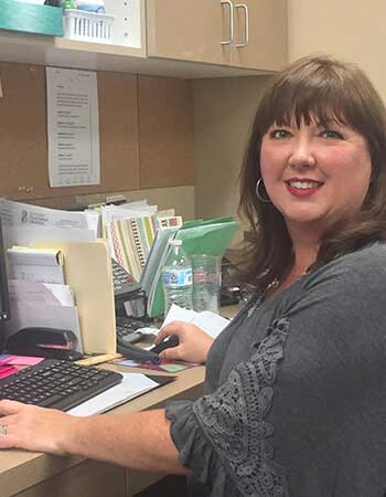 Pam Gabehart, Administrative Assistant